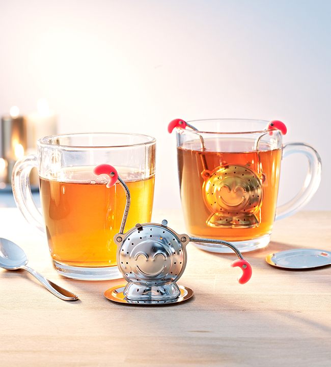 Théodor Mug With Stainless Steel Infuser